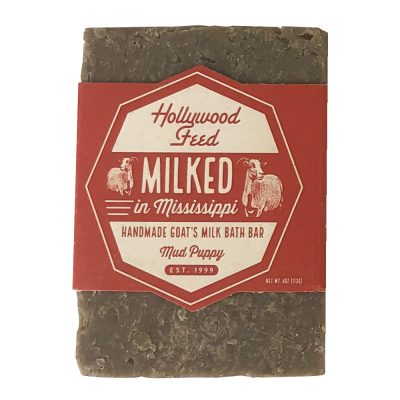 hollywood-feed-milked-in-mississippi-goat-milk-soap-mud-puppy