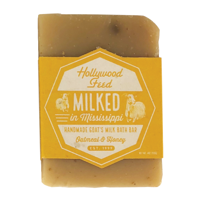 hollywood-feed-milked-in-mississippi-goat-milk-soap-oat-honey