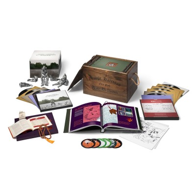 George Harrison/All Things Must Pass (Uber Box Set)@8LP+5CD+Blu-Ray