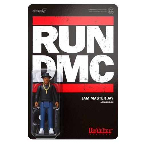 Super 7/Jam Master Jay Action Figure