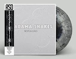 Alabama Shakes/Boys & Girls (Black & White Explosion Vinyl)