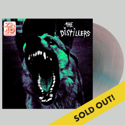 the-distillers-the-distillers-20th-anniversary-edition-zia-exclusive-limited-to-500-summer-sky-wave-color-vinyl