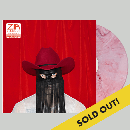 orville-peck-pony-zia-exclusive-strawberry-swirl-color-vinyl-limited-to-1000