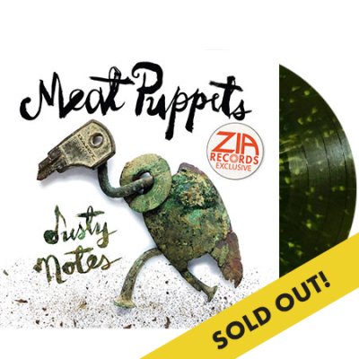 meat-puppets-dusty-notes-zia-exclusive-swamp-green-olive-splatter-colored-vinyl