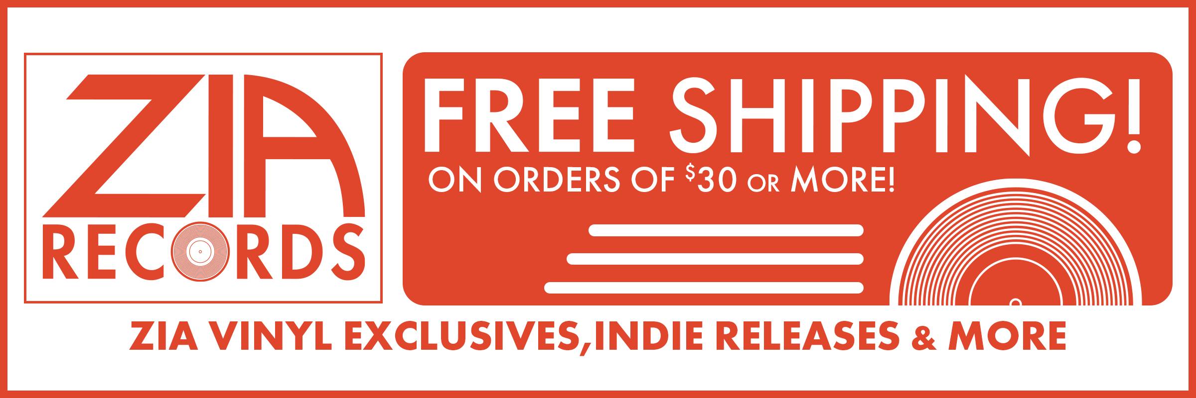 free shipping on orders over 30