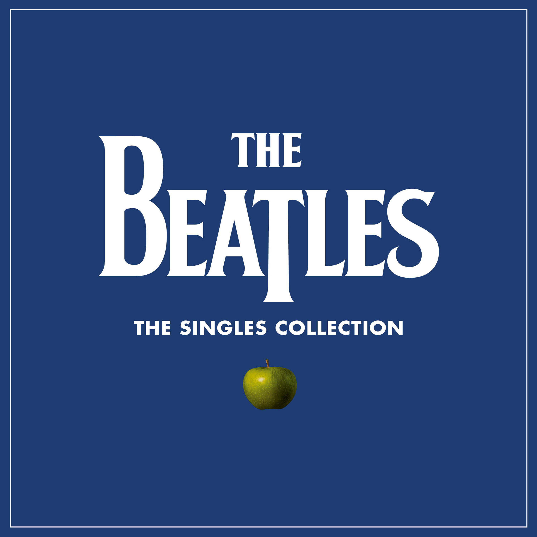 The Beatles The Beatles Singles 23 X 7 Singles Box Set Bull Moose