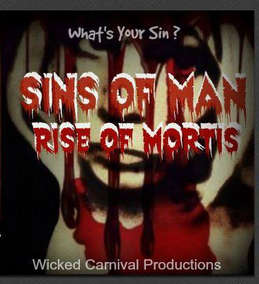 Sins Of Man Rise Of Mortis Keith Ewing Local