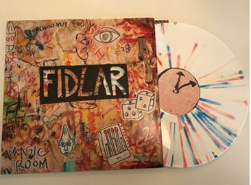 Fidlar Too (white With Rainbow Splatter Vinyl)