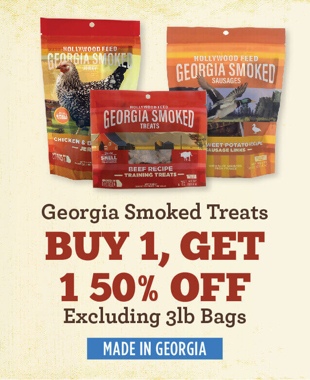 Georgia Smoked Treats - Buy one get one fifty percent off