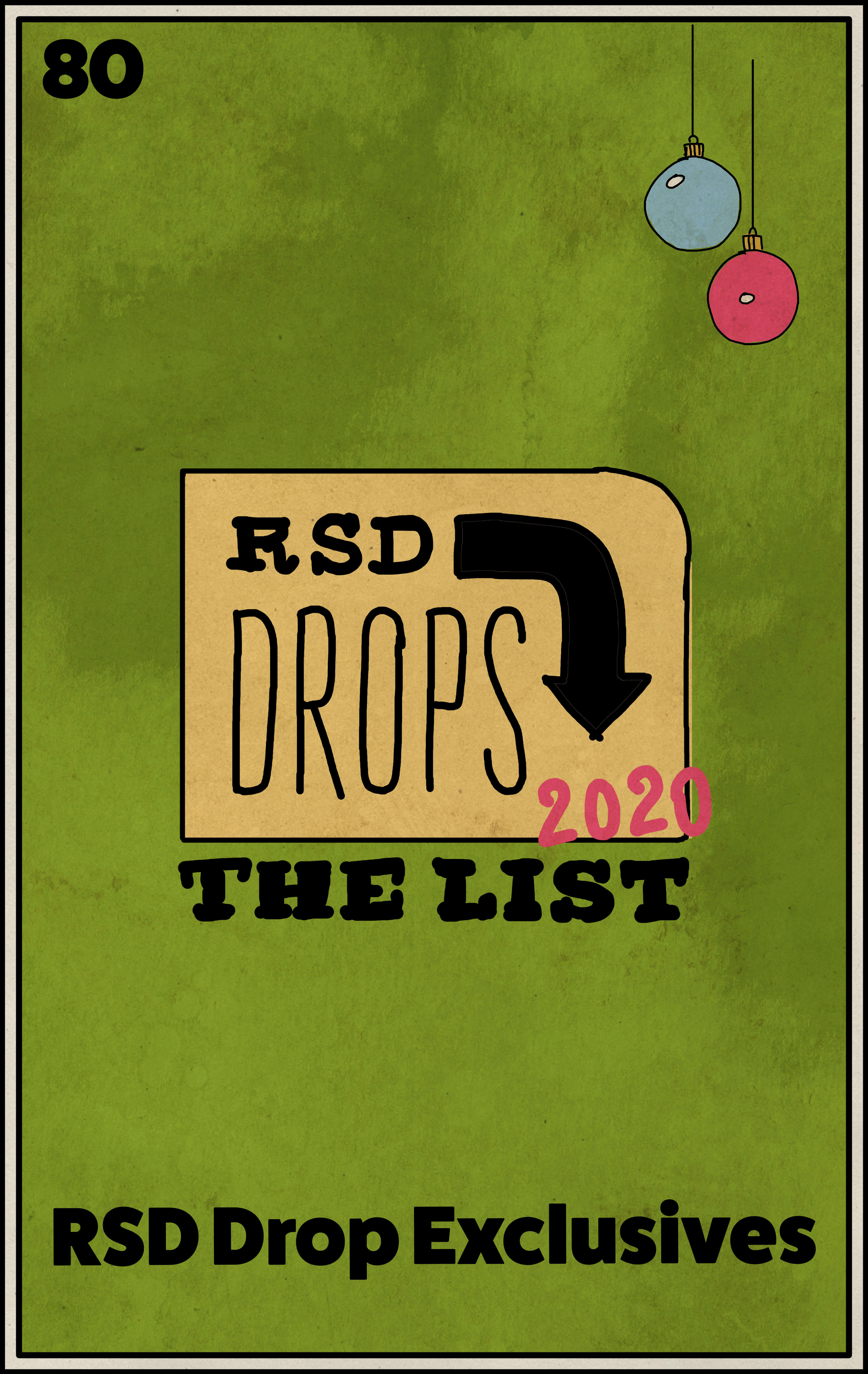 RSD Drops