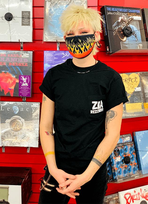 face shirt