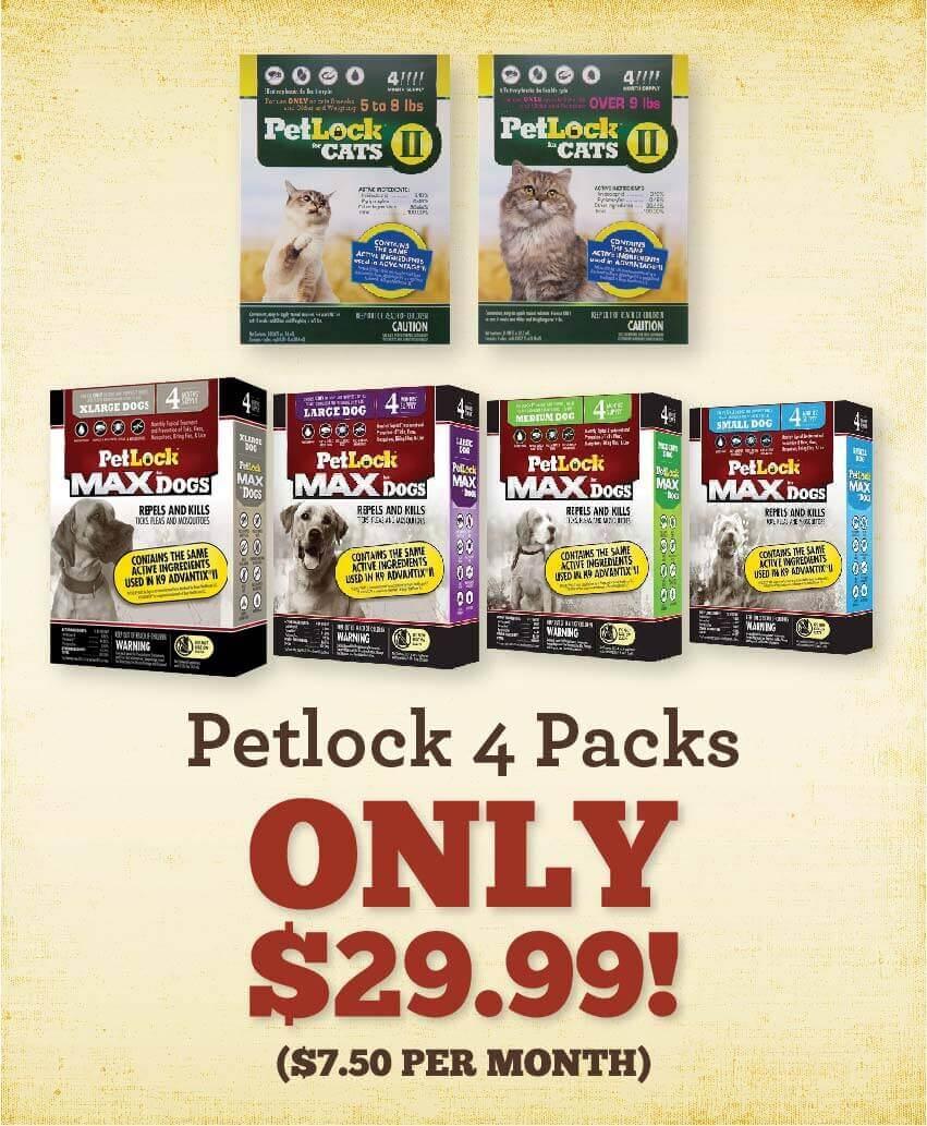 Shop Petlock Products