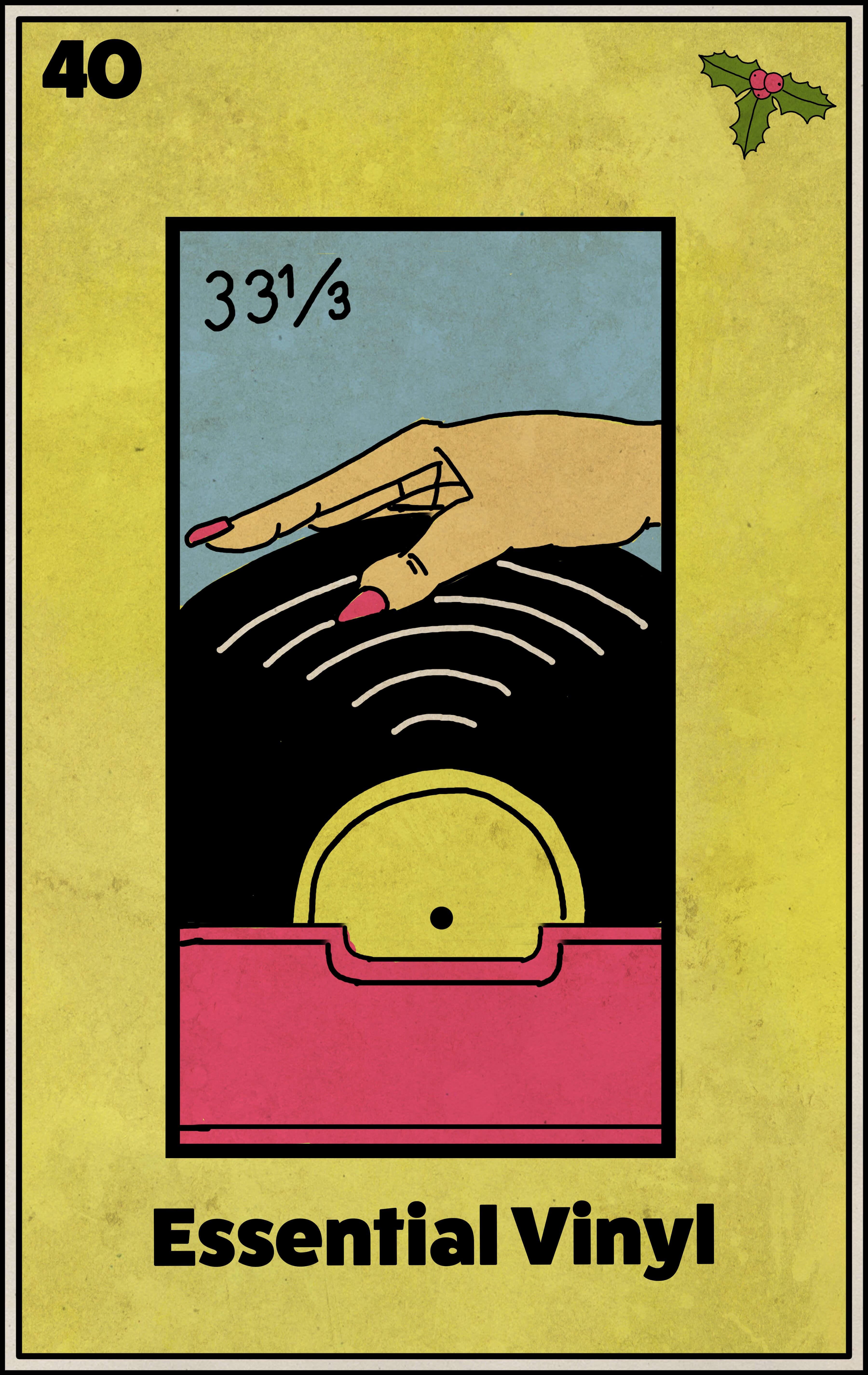 Essential Vinyl