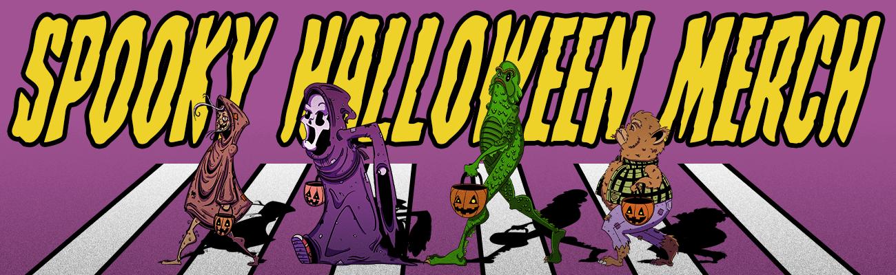 Halloween Merch
