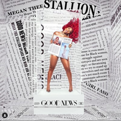 megan-thee-stallion-good-news-autographed-by-megan-thee-stallion-limited-quantity-available