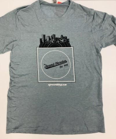 SG Tee/Baltimore Skyline@L@Unisex